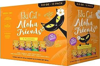 Tiki Cat Aloha Friends Grain Free Wet Food, Flaked Tuna for Cats