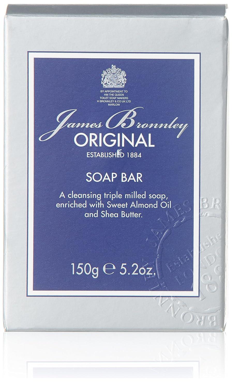 哀れな取るに足らない卒業James Bronnley Original by Bronnley 5.2 oz Hydrating Soap Bar by Bronnley