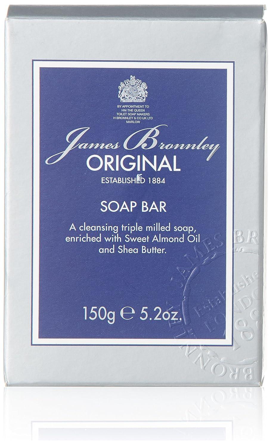 むしろ雲不調和James Bronnley Original by Bronnley 5.2 oz Hydrating Soap Bar by Bronnley
