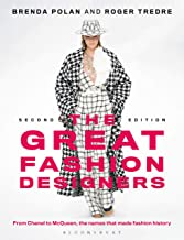 The Great Fashion Designers: From Chanel to McQueen, the names that made fashion history (English Edition)