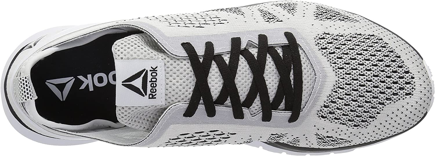 Reebok Mens Print Smooth Clip ULTK Running Shoe