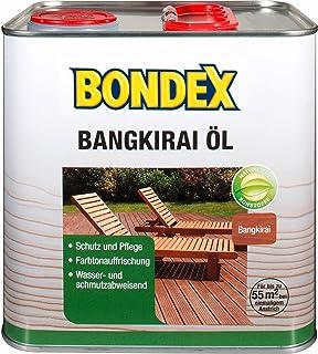 Bondex Bangkirai Öl 0,75 l - 352695