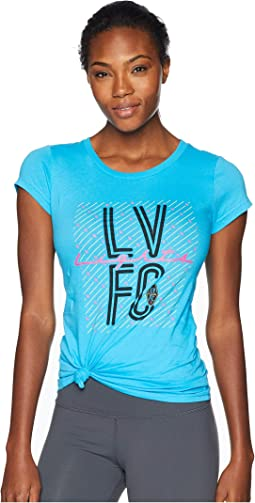 Las Vegas Lights FC Lights Tee