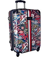 "Tommy Hilfiger TH-660 Vintage Rally 25"" Upright Suitcase"