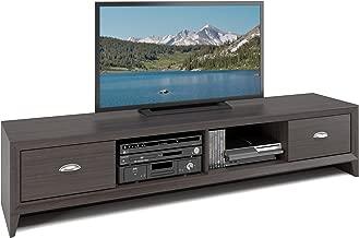 CorLiving Lakewood TV Bench, Modern Wenge