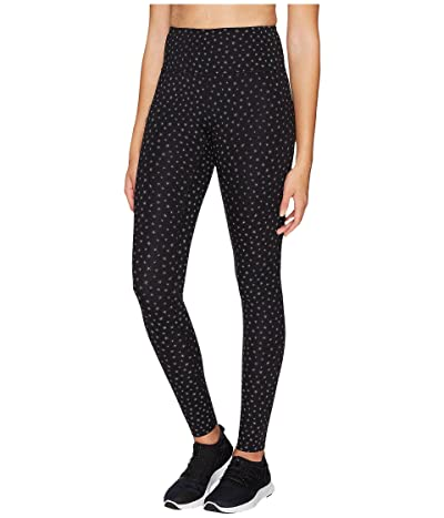 Core 10 Icon Series The Supernova Star Reflective Leggings (Black/Star Reflective) Women