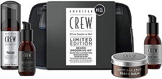 American Crew XMAS Beard & Skincare WASHBAG