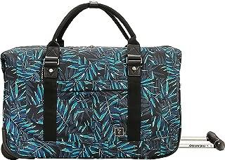 Mar Vista 2.0 20-Inch Rolling City Duffel Bag (Mystic Green Palm)