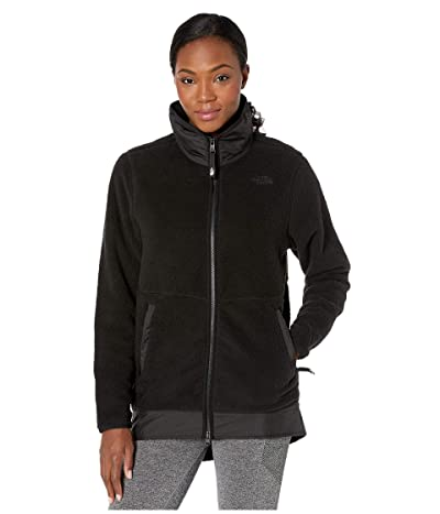 The North Face Dunraven Sherpa Parka (TNF Black) Women