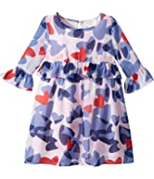 Kate Spade New York Kids - Confetti Hearts Dress (Toddler/Little Kids)