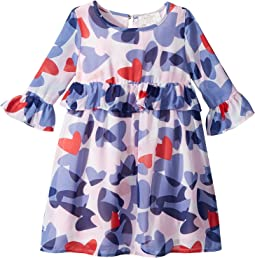 Confetti Hearts Dress (Toddler/Little Kids)
