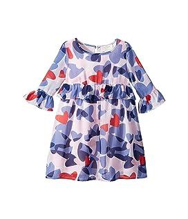 Confetti Hearts Dress (Toddler/Little Kids)