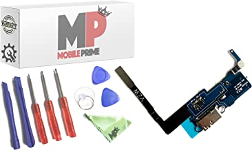 MOBILEPRIME Charging Port Replacement Kit Compatible for Samsung Galaxy Note 3 (N900V) Including Repair Tools