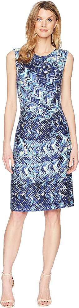 NIC+ZOE Seaside Tile Dress