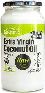 Absolute Organic Extra Virgin Coconut Oil, 900g