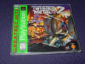 twisted metal 2 ps1