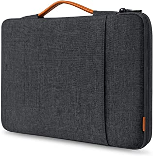 Inateck 13-13.5 Inch 360 Protective Laptop Sleeve Carrying Case Bag Compatible with 13 inch MacBook Pro 2012-2020, MacBook...