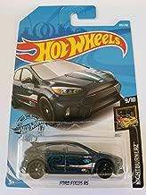 Hot Wheels 2019 Nightburnerz - Focus RS, 139/250 Dark Blue