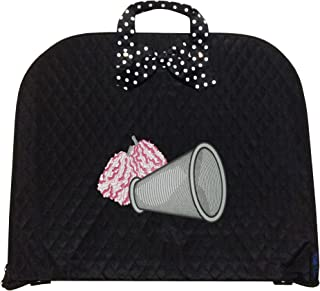 TOP QUALITY Durable Quilted Custom Cheer Cheerleading Design Garment Bag Luggage Travel or Costume Bag Personalized