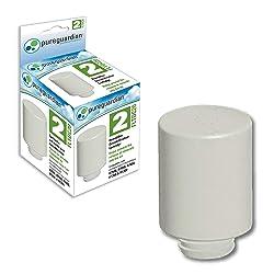 Pure Guardian FLTDC20 Humidifier Demineralization Filter, Cartridge #2, 700 Hrs. Run Time