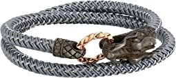 Legends Naga Wrap Bracelet in Bronze