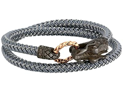 John Hardy Legends Naga Wrap Bracelet in Bronze (Silver/Bronze) Bracelet