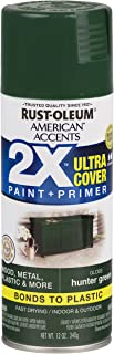 Best flat hunter green spray paint Reviews
