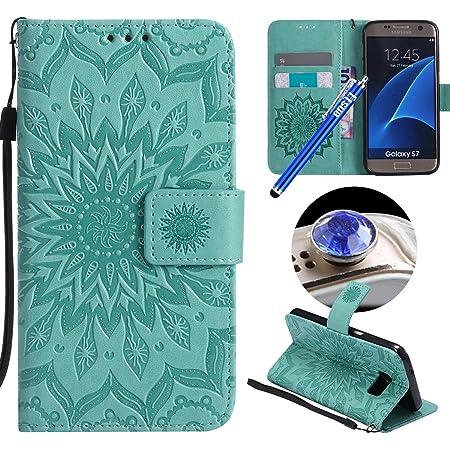 Galaxy S7 Edge Hülle Grandoin Handyhülle Im Elektronik