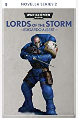 Lords of the Storm (Novella Series 2 Book 5) Kindle Edition
