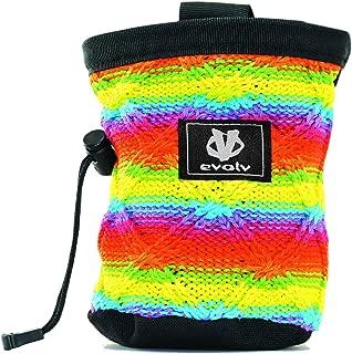Evolv Knit Chalkbag - Pride
