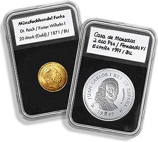 QUICKSLAB coin capsule, inside Ø 22 mm