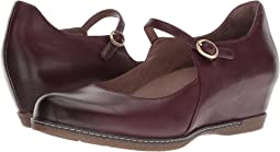 Wine Burnished Calf