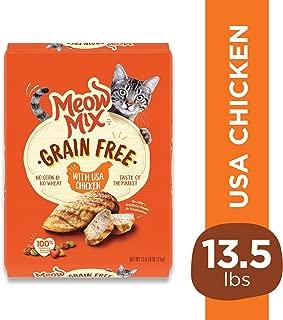 Meow Mix Grain Free Dry Cat Food