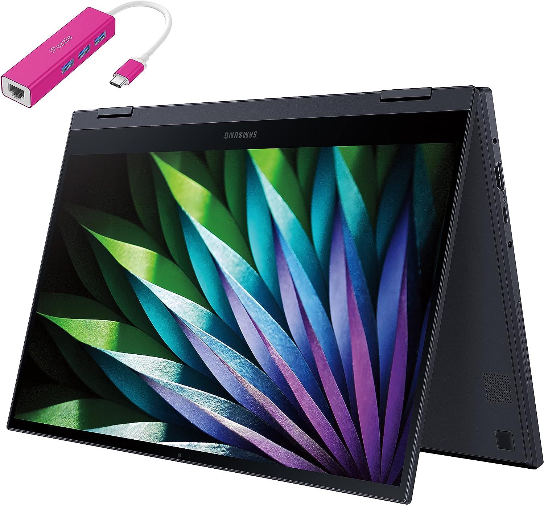 Samsung Sale item Galaxy Book Flex2 Alpha FHD Max 82% OFF QLED 2-in-1 13.3