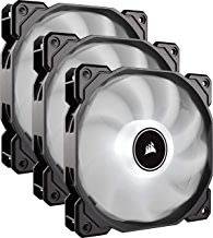 3 Pack Corsair AF120 LED Low Noise Cooling Fan