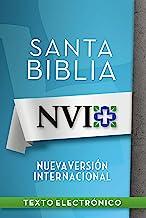 NVI Santa Biblia (Spanish Edition)