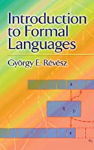Introduction to Formal Languages (Dover Books on Mathematics)