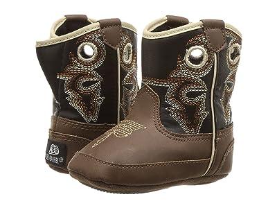 M&F Western Kids Bucker Trace (Infant/Toddler) Boys Shoes
