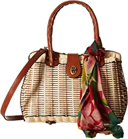 Patricia Nash - Lucena Wicker Satchel