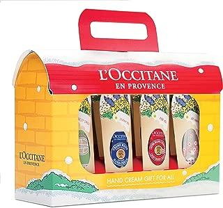ロクシタン(L'OCCITANE) ハンドクリーム GIFT FOR ALL(ハンドクリーム 10ml×12個) セット