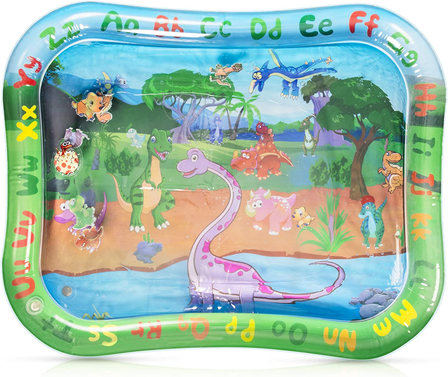 It is very popular Winique Tummy Time Baby At the price Water Mat x Inch 32 Animal Alphabet 40