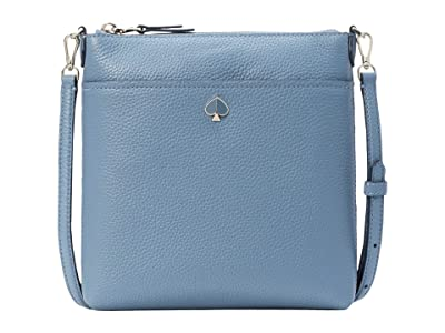Kate Spade New York Polly Small Swing Pack (Swordfish) Bags