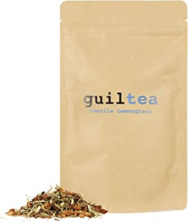guiltea 100g Kräutertee mit Vanille-Lemongras-Geschmack I Loser Tee