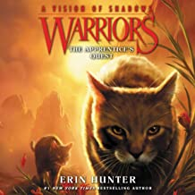 The Apprentice's Quest: Warriors: A Vision of Shadows, Book 1