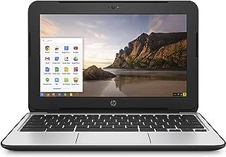 HP Chromebook 11 G4 - N1A81EA - 11.6inch - Celeron N2840, Chrome OS, 4GB RAM, 16GB SSD, HD Graphics, HD webcam
