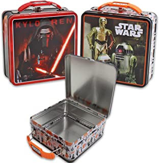 Star Wars Square Tin Tote - Style May Vary by Star Wars