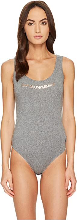 Emporio Armani - Basic Cotton Bodysuit