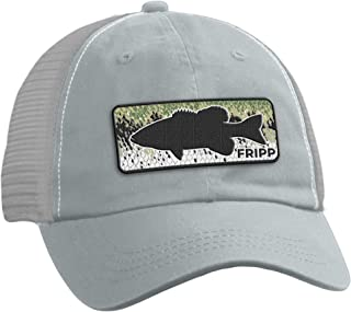 Fripp Outdoors Bass Skin Structured Mesh Hat