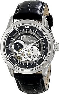 Men's Mens Mechanical - 96A135 Black Watch