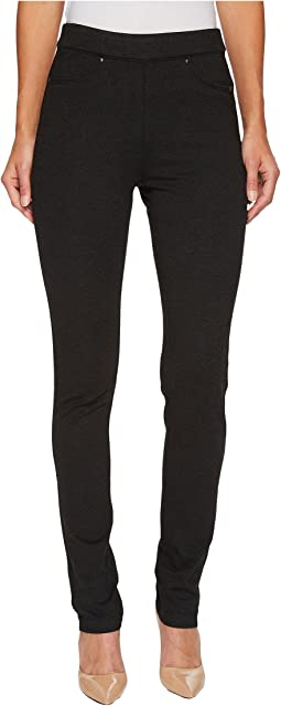 FDJ French Dressing Jeans - PDR Wonderwaist Pull-On Slim Jeggings in Charcoal
